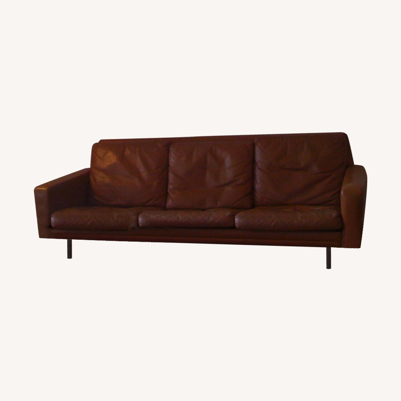 ABC Carpet and Home Vintage Swedish Mid Century Sofa - image-0