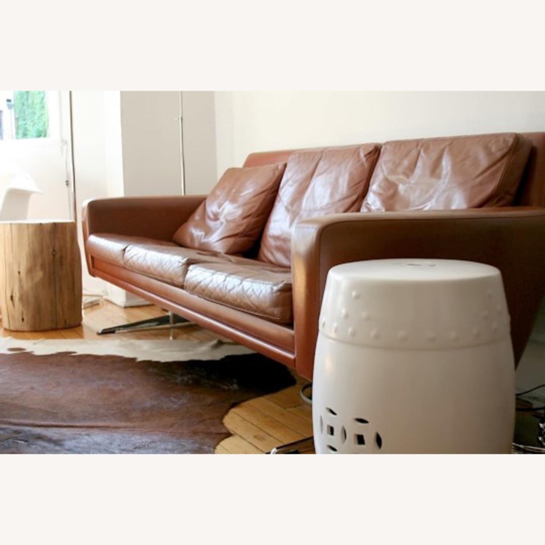 ABC Carpet and Home Vintage Swedish Mid Century Sofa - image-4