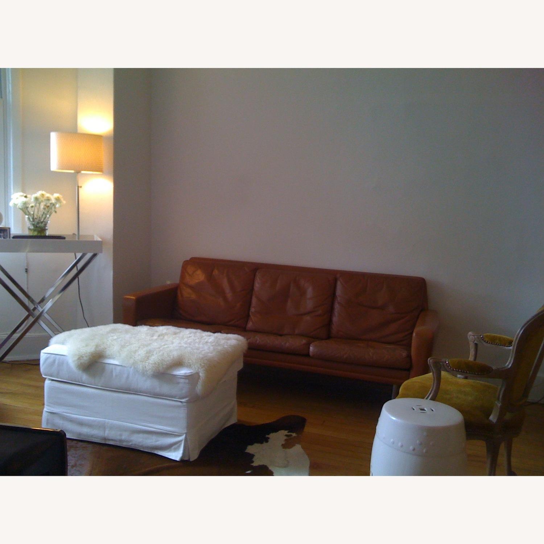ABC Carpet and Home Vintage Swedish Mid Century Sofa - image-1