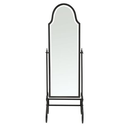 Pottery Barn Pivoting Floor Mirror