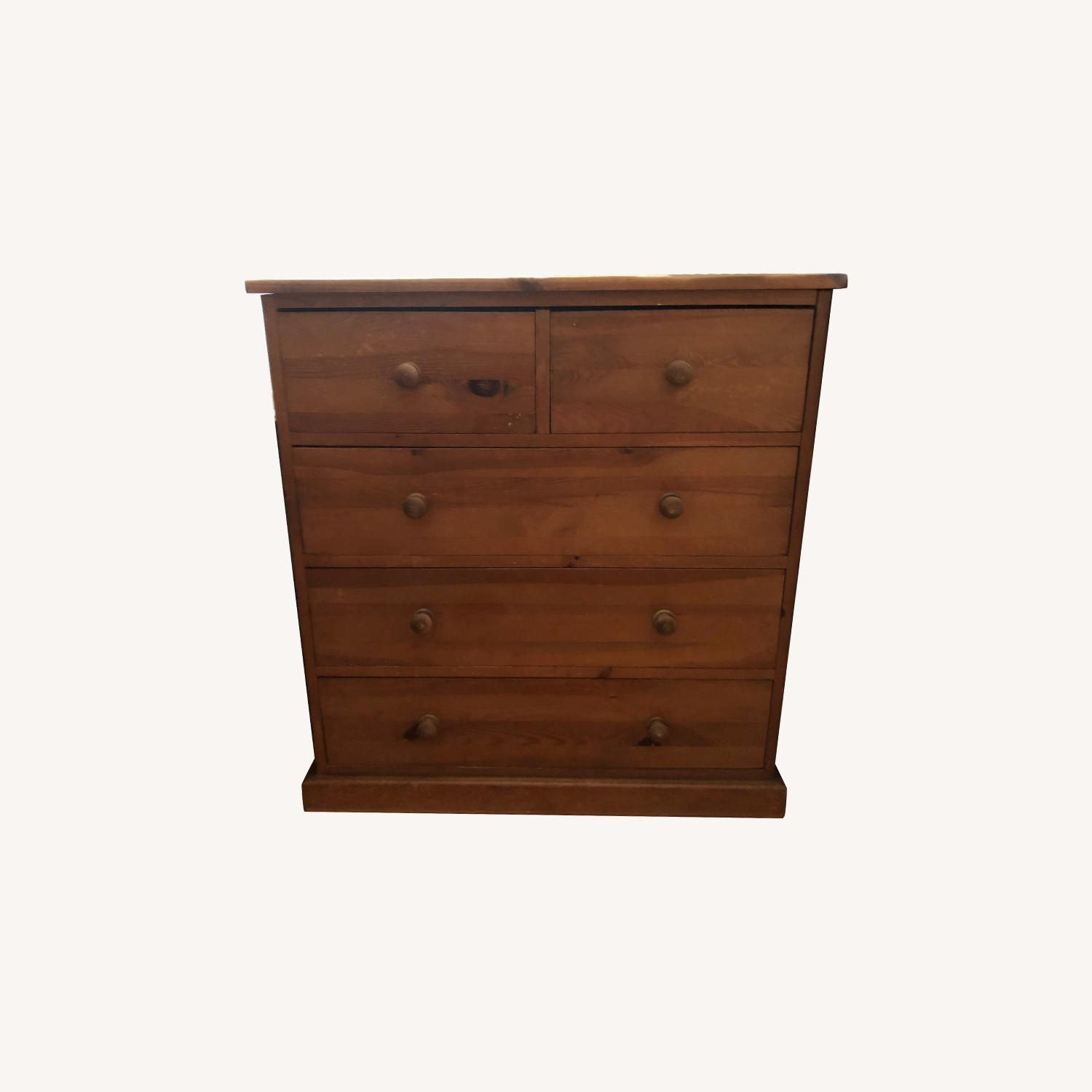 Jennifer Convertibles Solid Wood Dresser