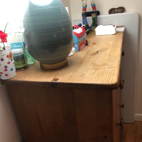 Jennifer Convertibles Solid Wood Dresser