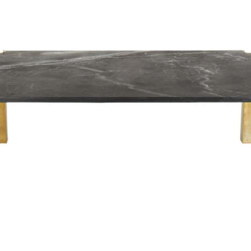 CB2 Alcide Marble Top Coffee Table