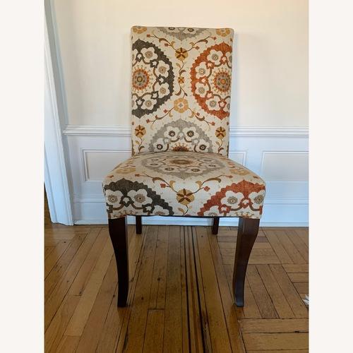 Ballard Designs Parsons Dining Chairs