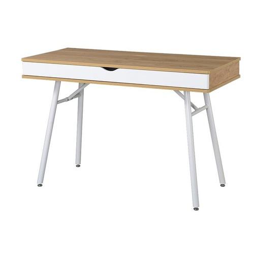 Mercury Row Writing Desk w/ Cord Storage