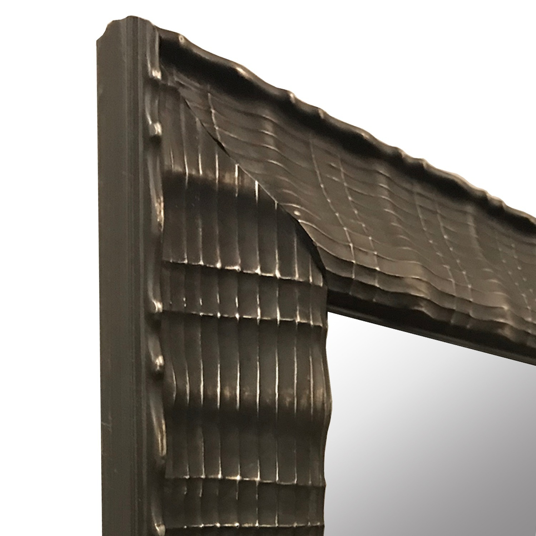 Custom Mirror w/ Textured Surface - image-2