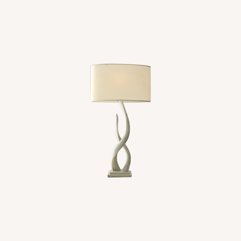 West Elm Source Kudu Table Lamp