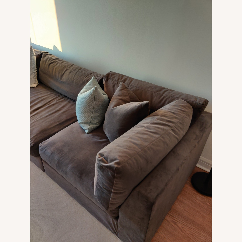 Macy's Aryanna 4-Piece Modular Sectional Sofa - image-2