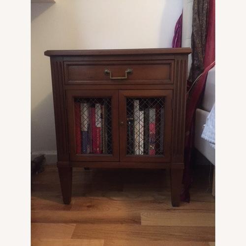 Vintage Dovetail Side Tables/Nightstands