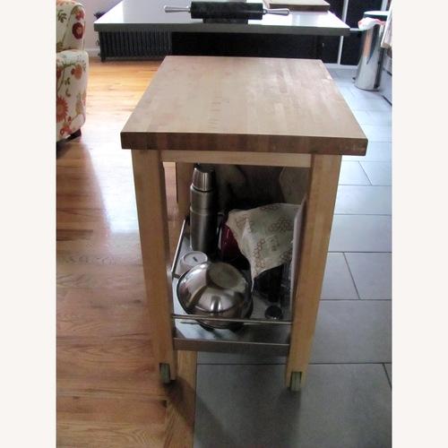 Ikea Small Kitchen Cart