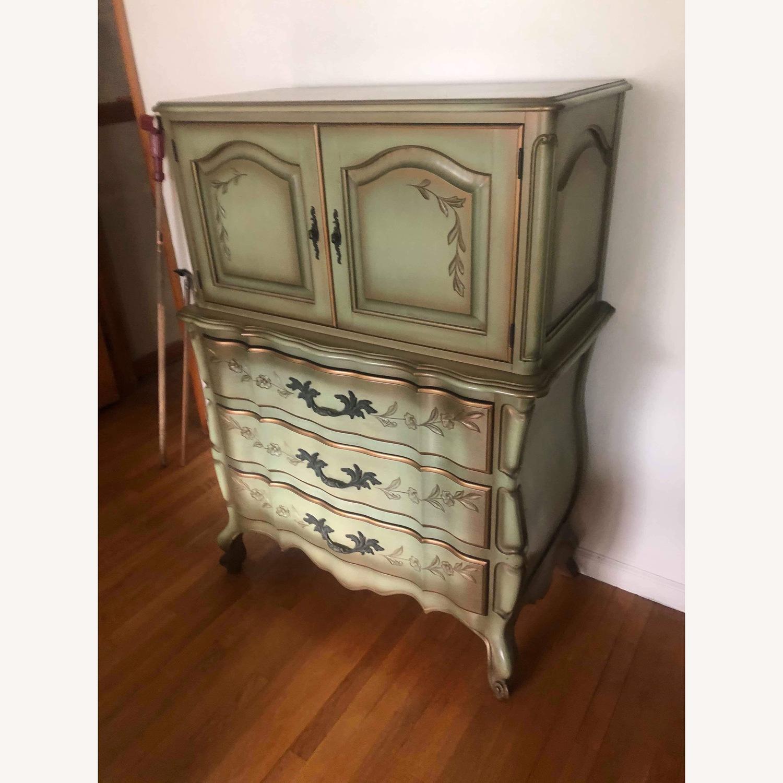 Vintage 1970s French Provincial Dresser - image-2