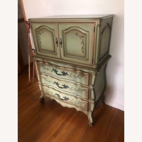 Vintage 1970s French Provincial Dresser