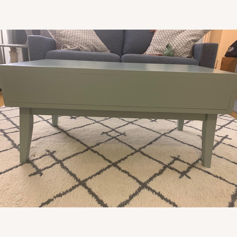 Target Hafley Midcentury Modern Coffee Table - image-3