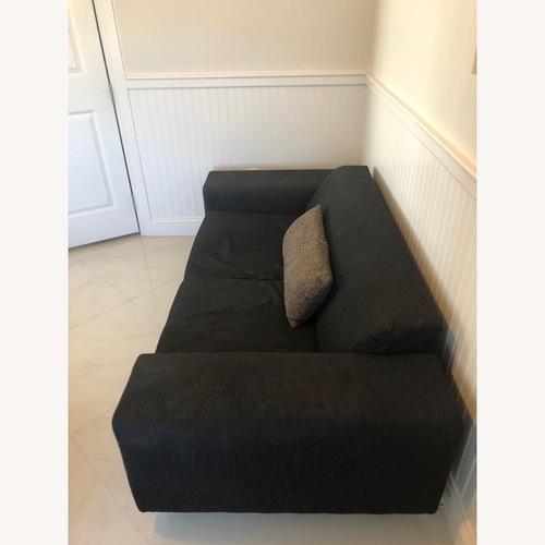 Boconcept Black Sofa