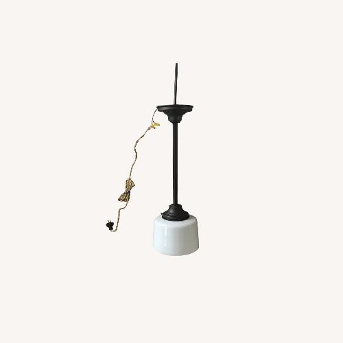 Used Schoolhouse Electric Light Fixture for sale on AptDeco