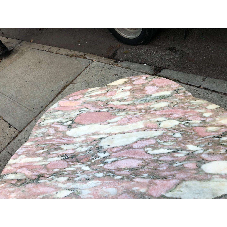Vintage Italian Marble Top Side Table - image-18