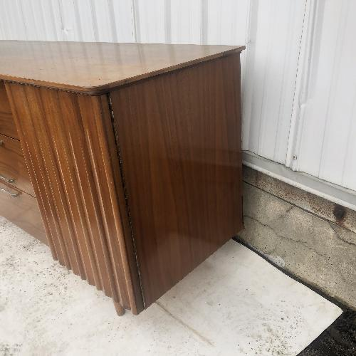 Used Mid-Century Modern Twelve Drawer Dresser for sale on AptDeco