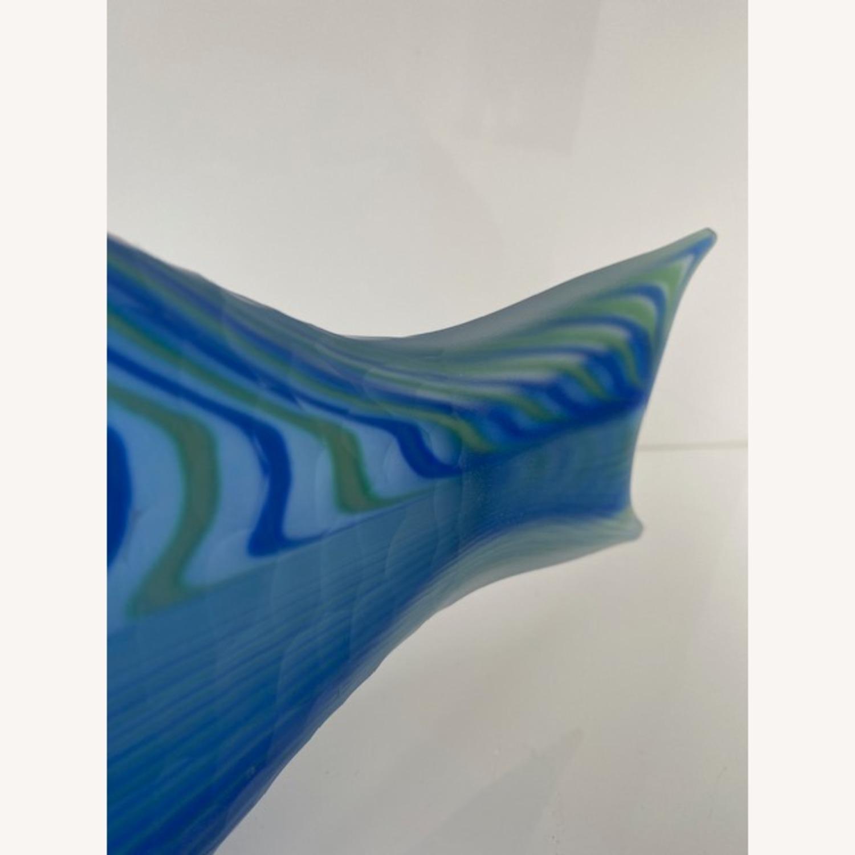 Christian Dior Home Murano Glass Fish Sculpture - image-4