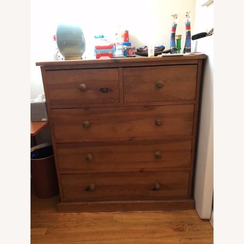 LA Furniture Solid Wood Dresser