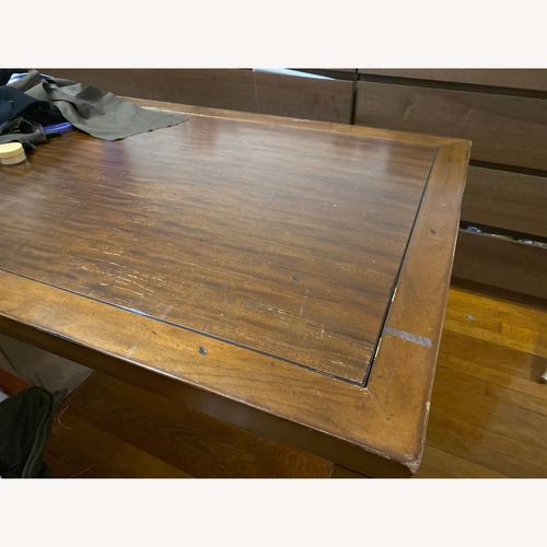 Solid Wood Dining Table/Desk