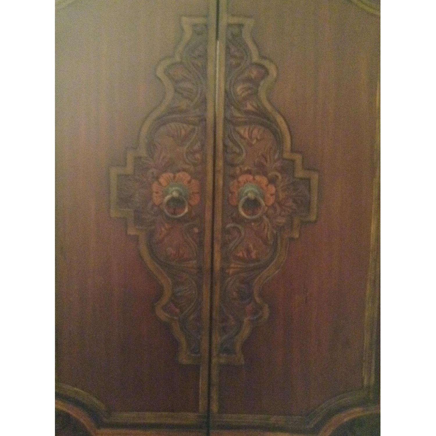 Asian Inspired Cabinet - image-2