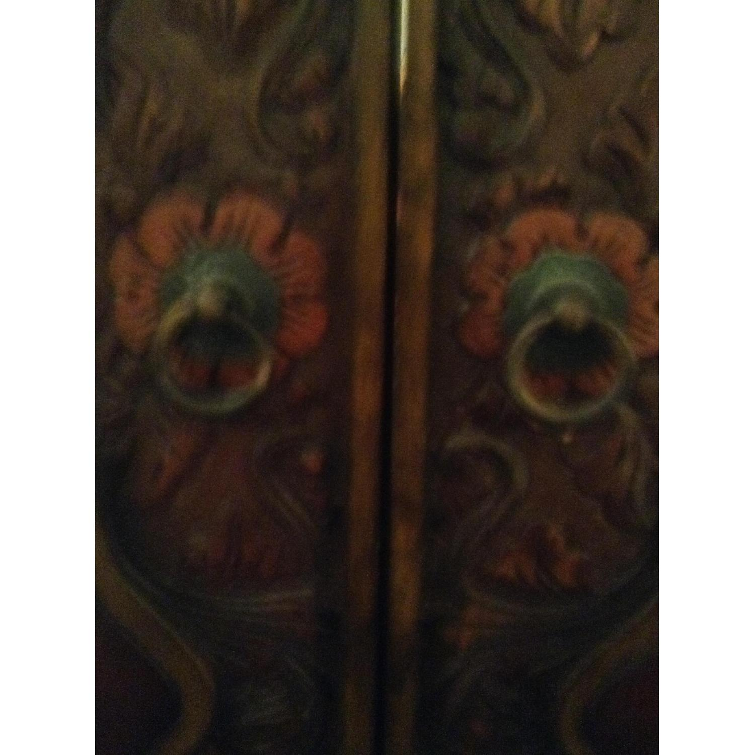 Asian Inspired Cabinet - image-3