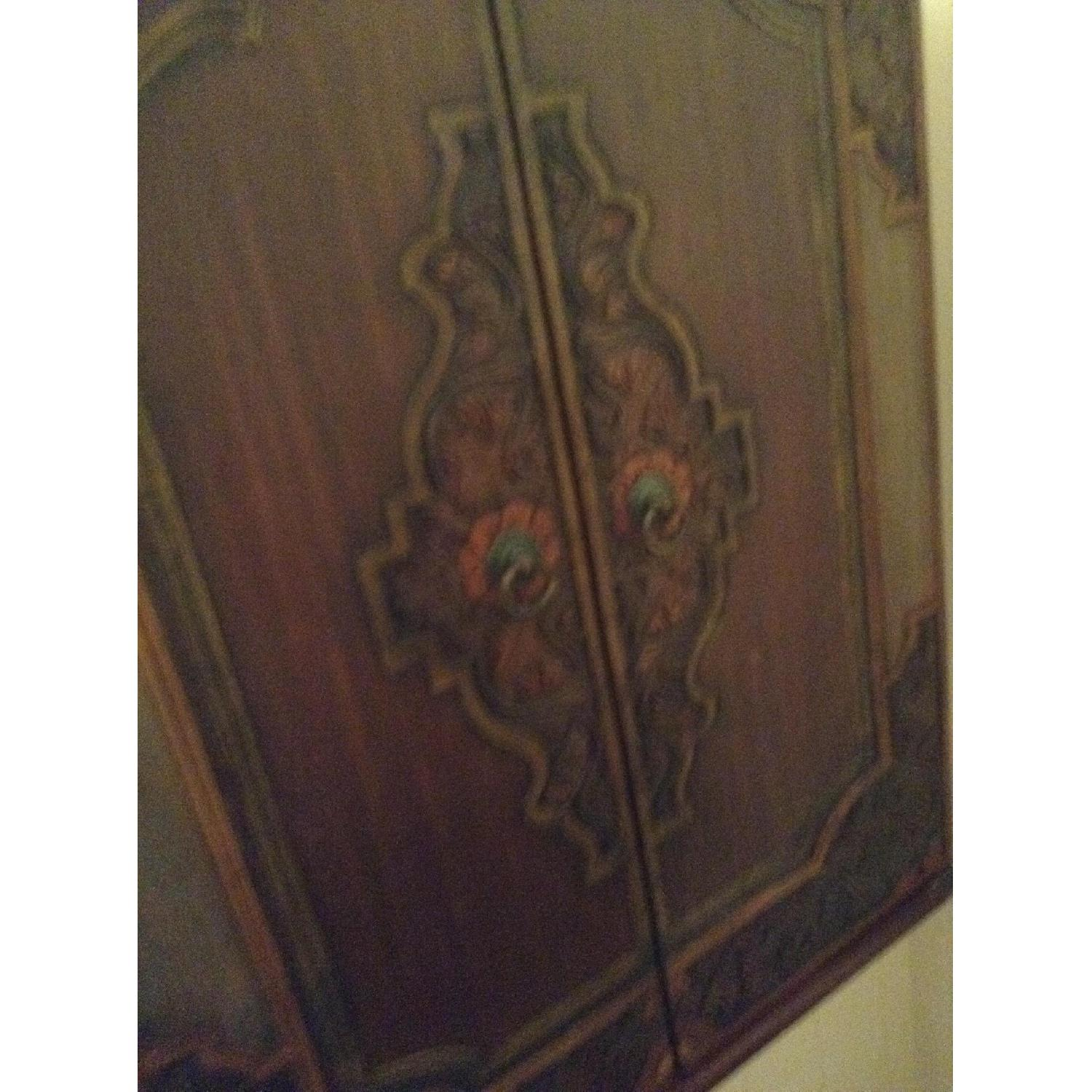 South East Asian Wall Mounted Cabinet - image-15
