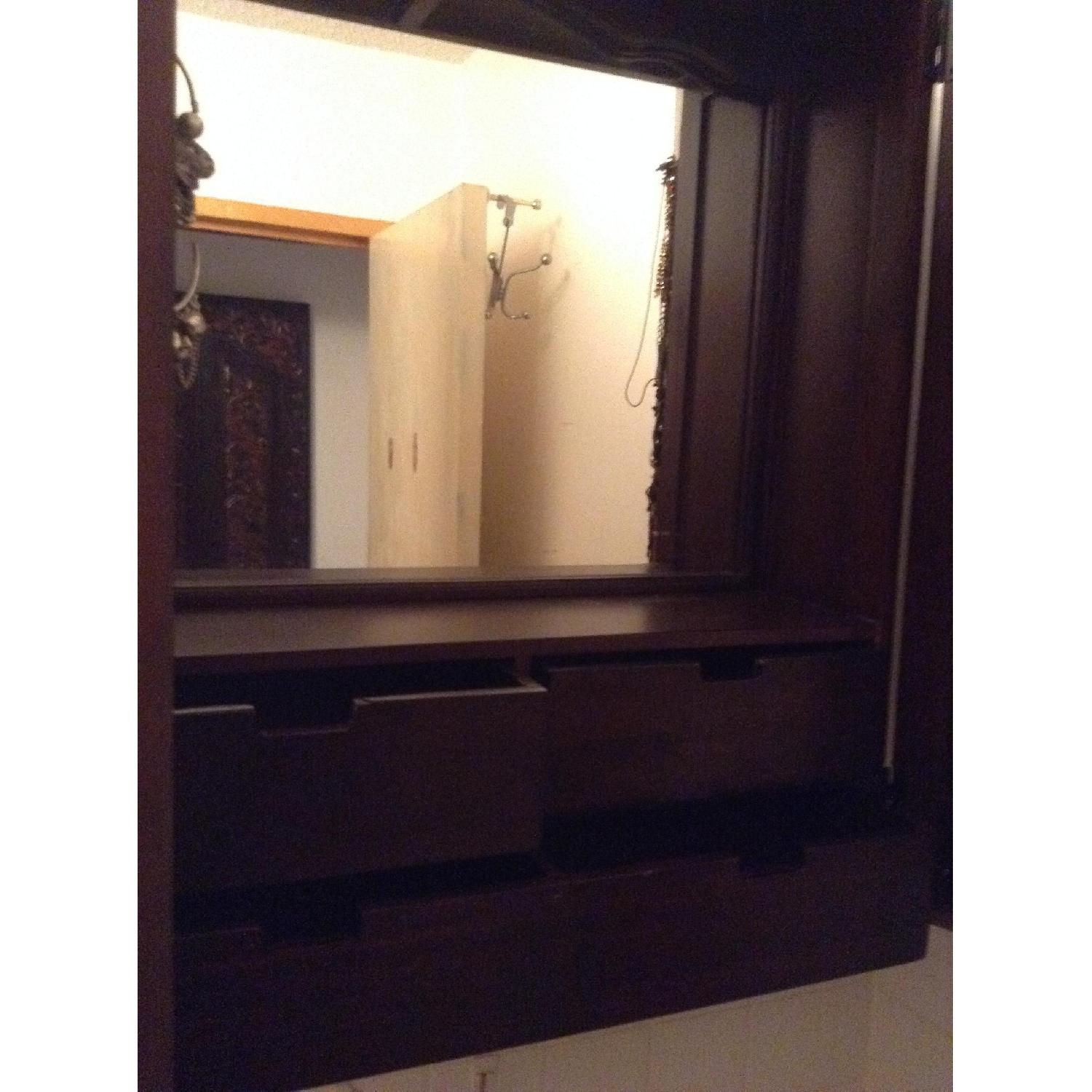 South East Asian Wall Mounted Cabinet - image-20