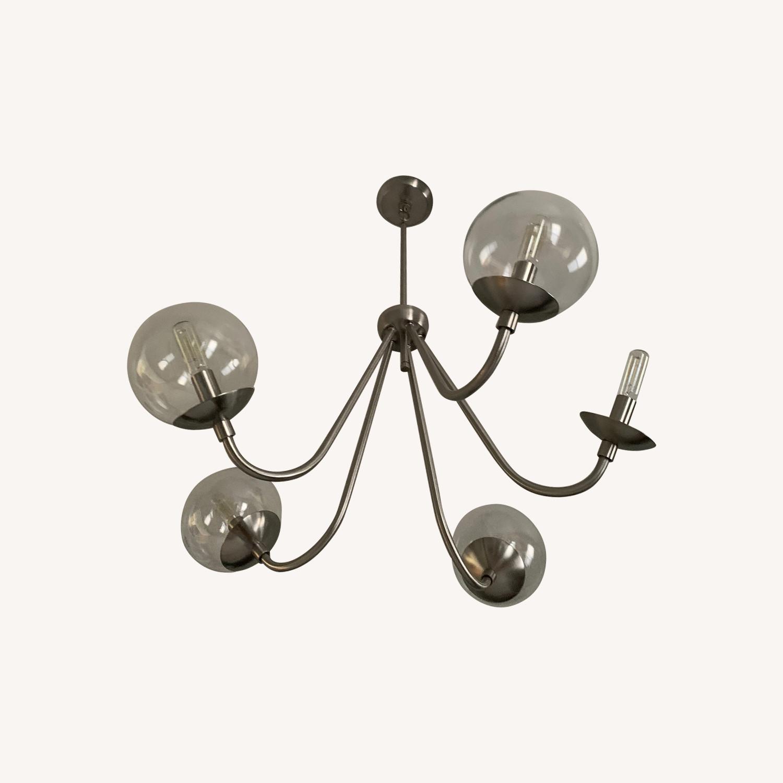 Home Depot Sputnik Ceiling Light - image-0