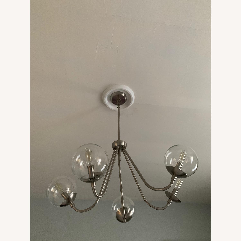 Home Depot Sputnik Ceiling Light - image-1