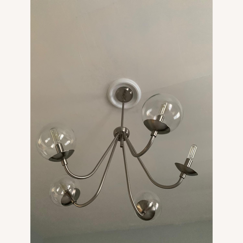 Home Depot Sputnik Ceiling Light - image-3