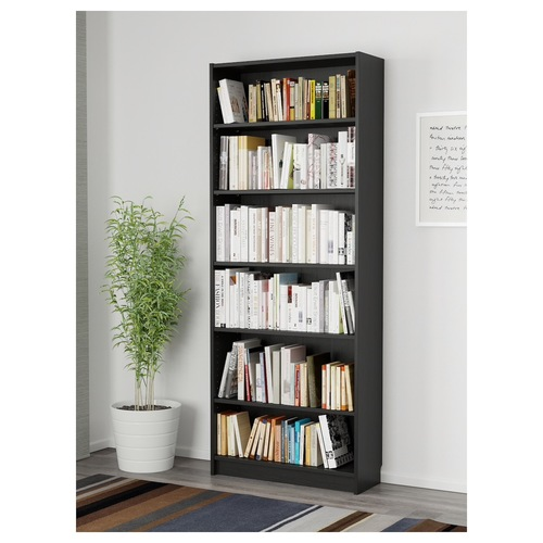 Ikea Billy Bookcase in Black Brown