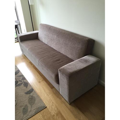 Istikbal Beige Sleeper Sofa/Futon