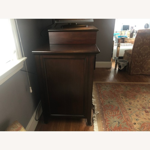 Pottery Barn Hudson extra wide dresser and tv stand
