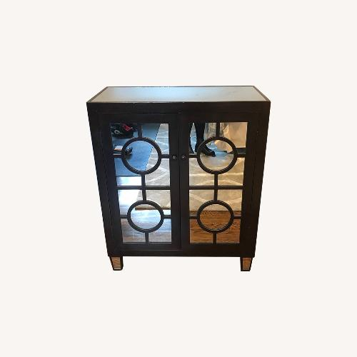 Used Home Goods Mirrored Chest for sale on AptDeco