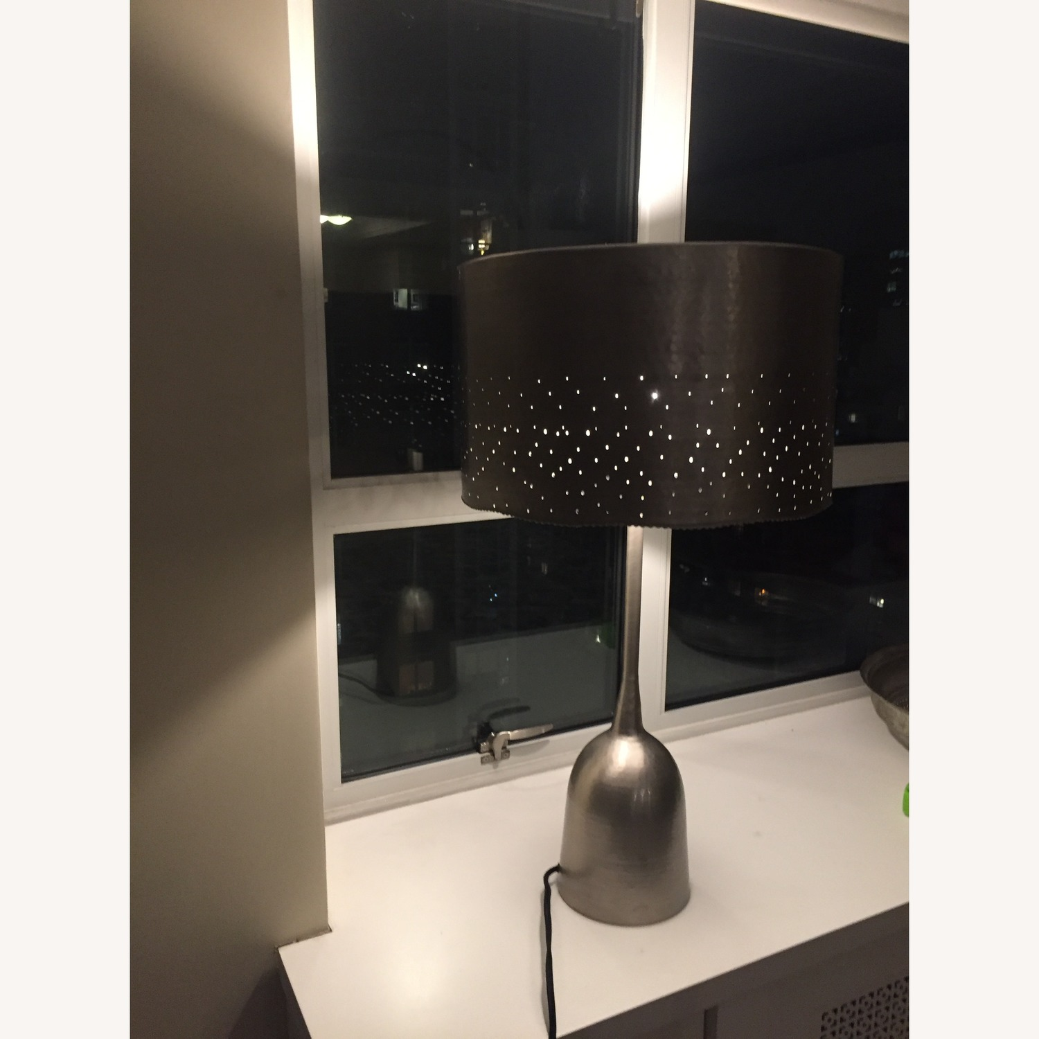 Anthropologie Tincelle Dot Table Lamp