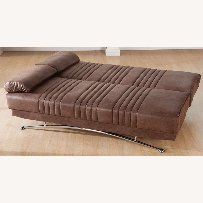 Istikbal Fantasy Convertible Sofa Bed W Storage
