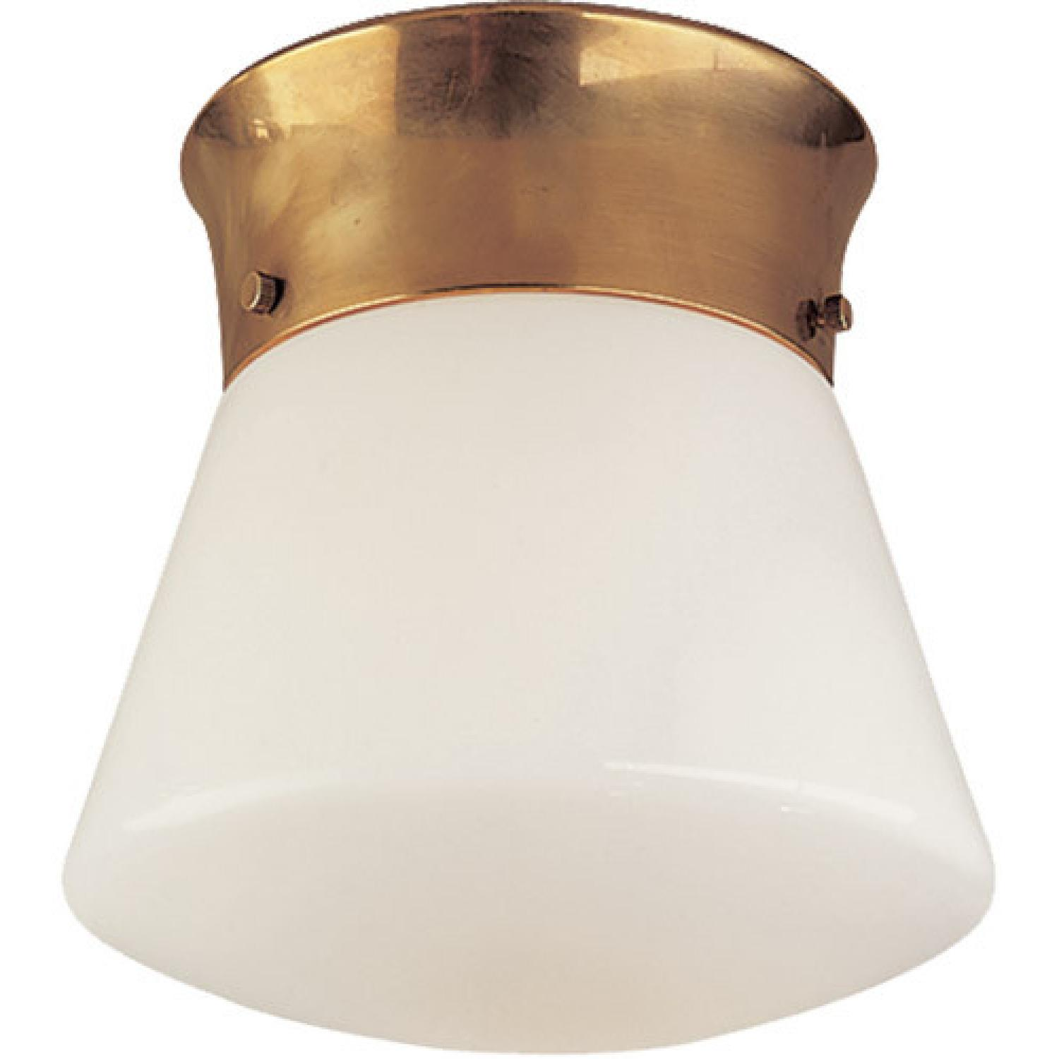 Thomas O'Brien Perry Flush Mount Light - image-0
