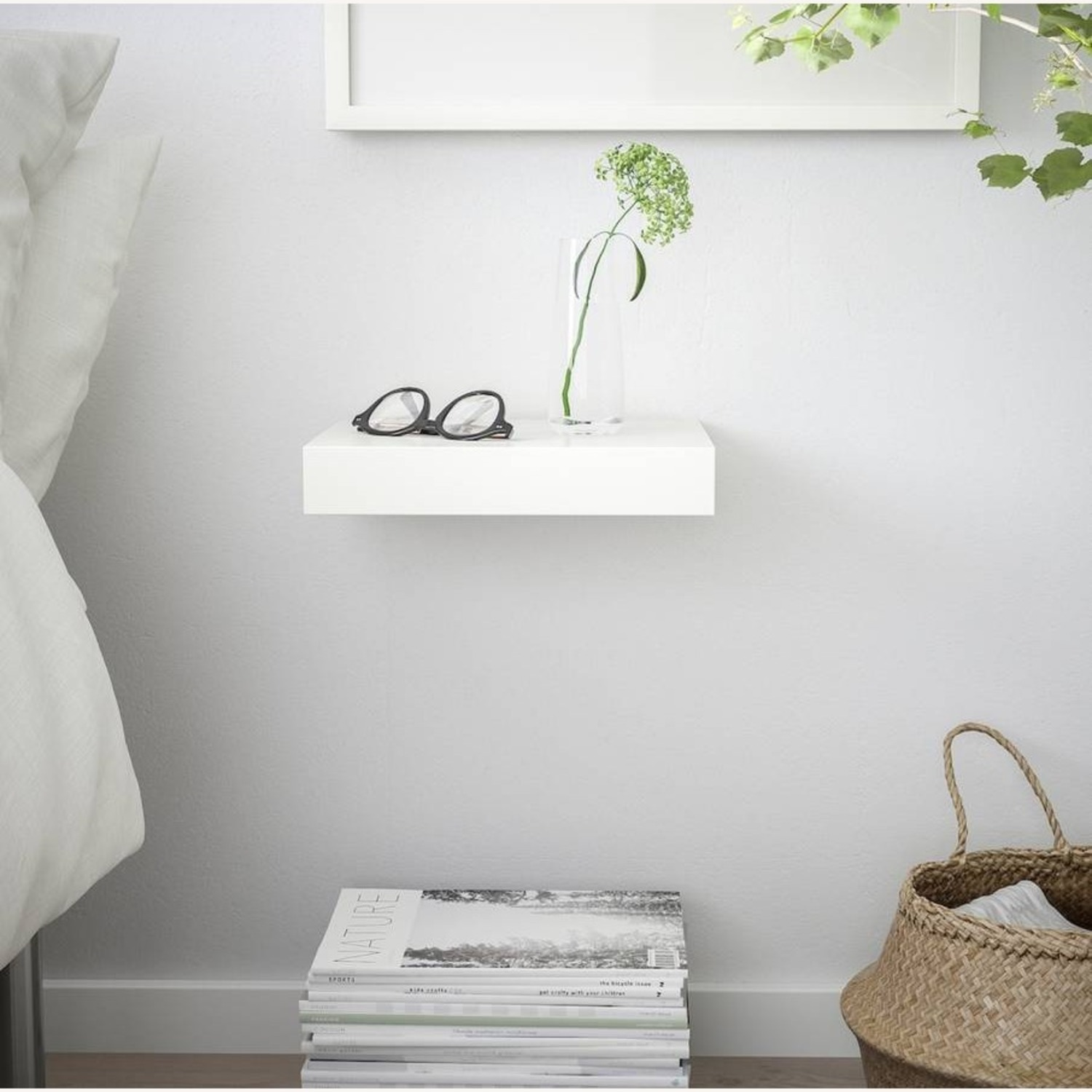 Ikea Floating Shelf - image-1