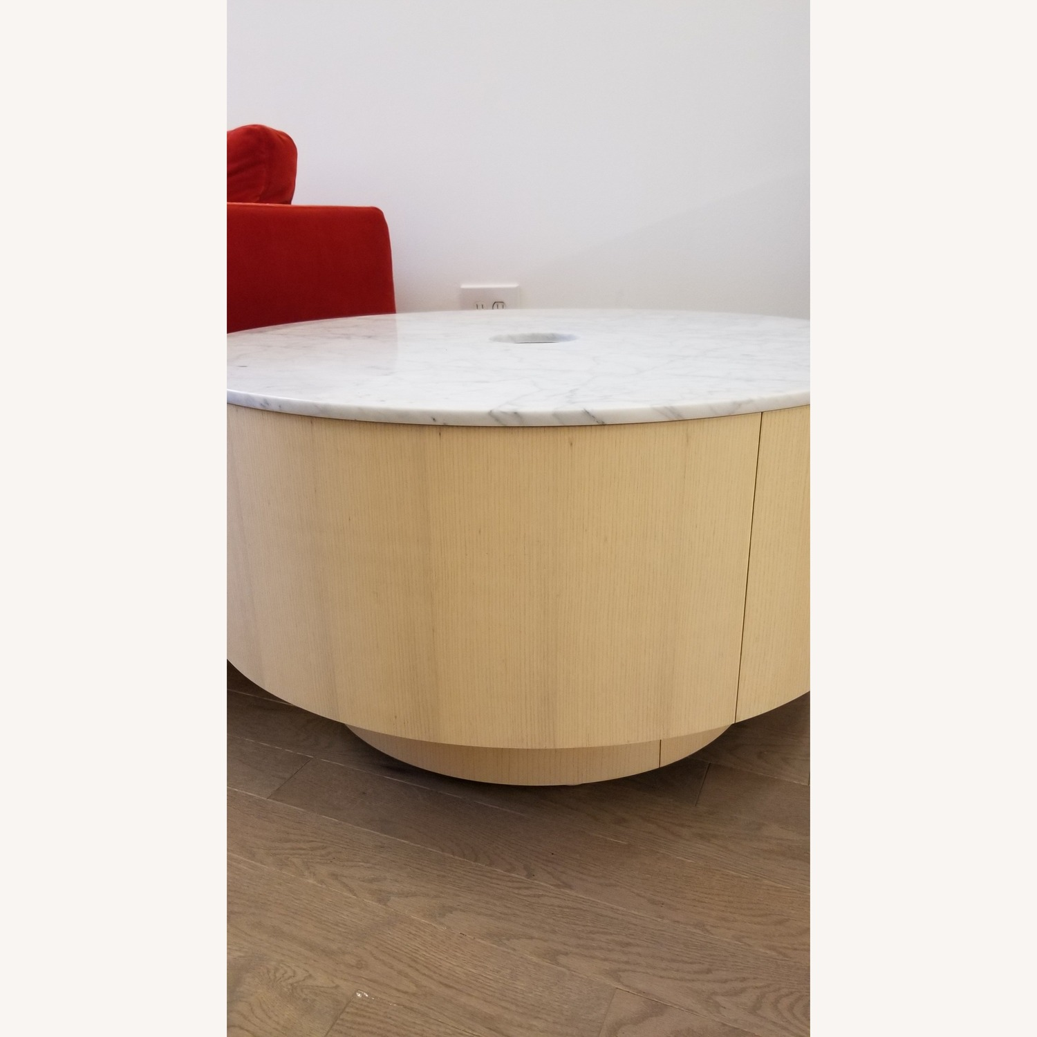 West elm coffee table - image-3