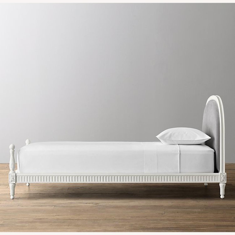 Restoration Hardware Belle Twin Size Bed - image-2