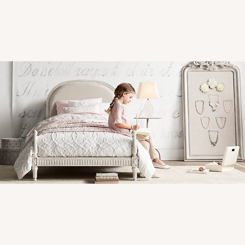 Restoration Hardware Belle Twin Size Bed - image-1