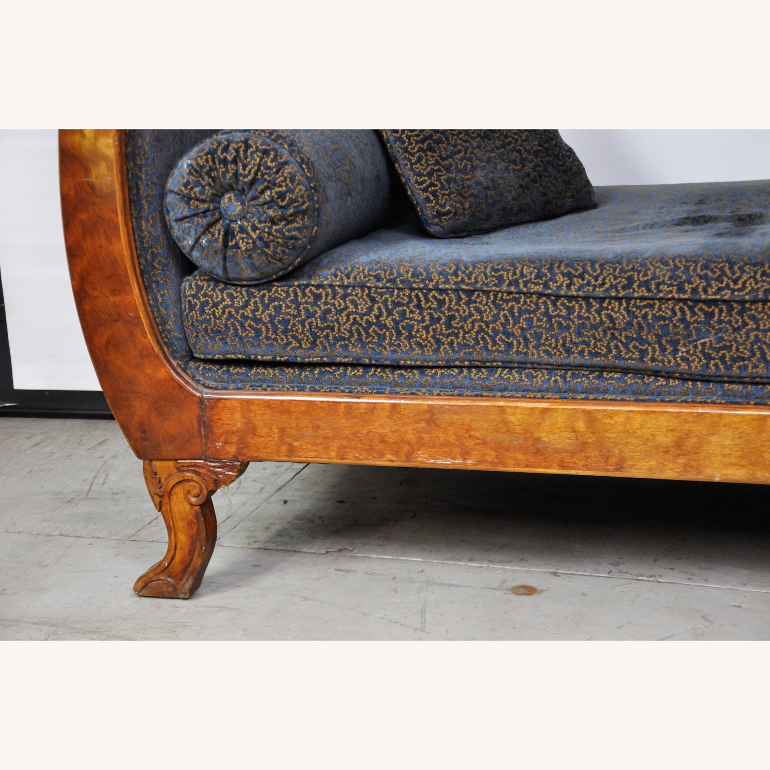 Vintage Victorian Style Sofa - image-7
