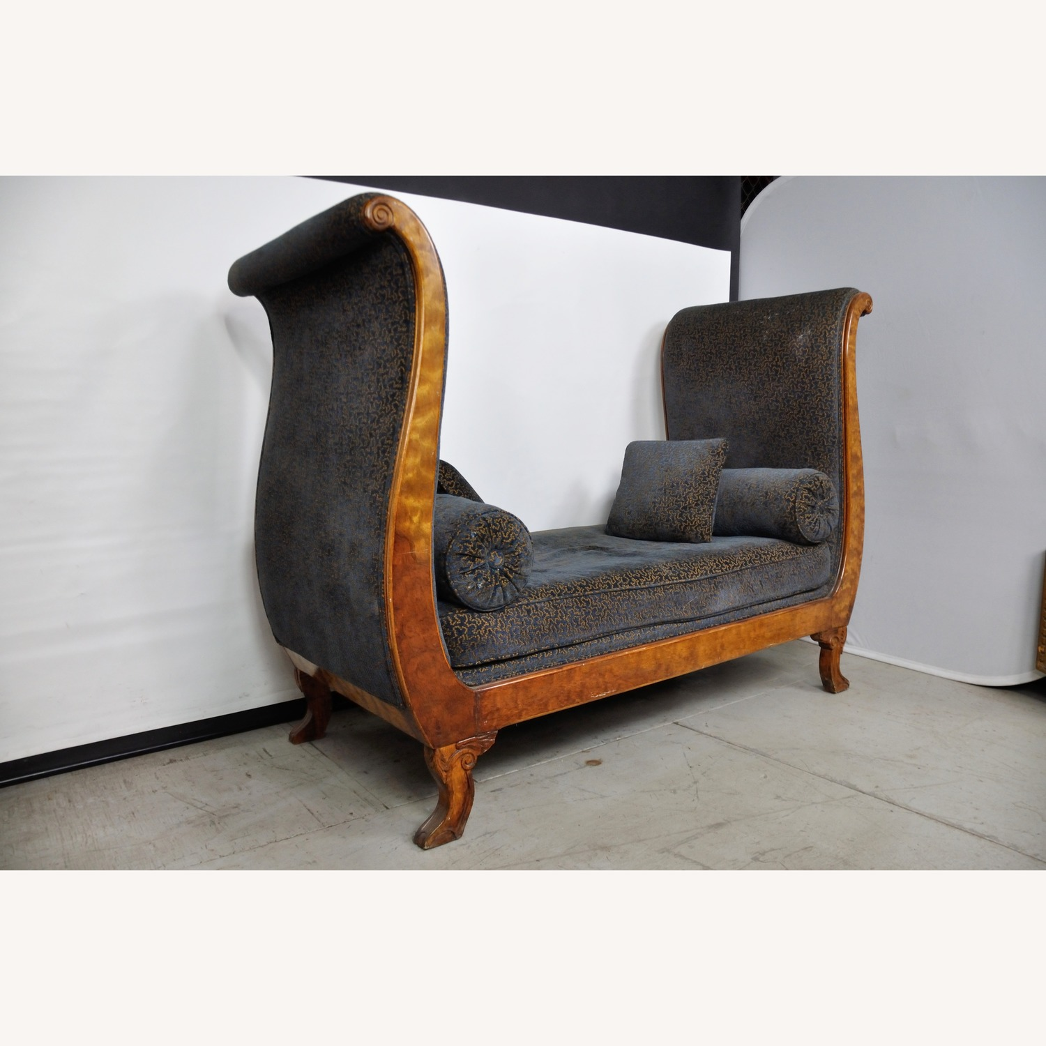 Vintage Victorian Style Sofa - image-4
