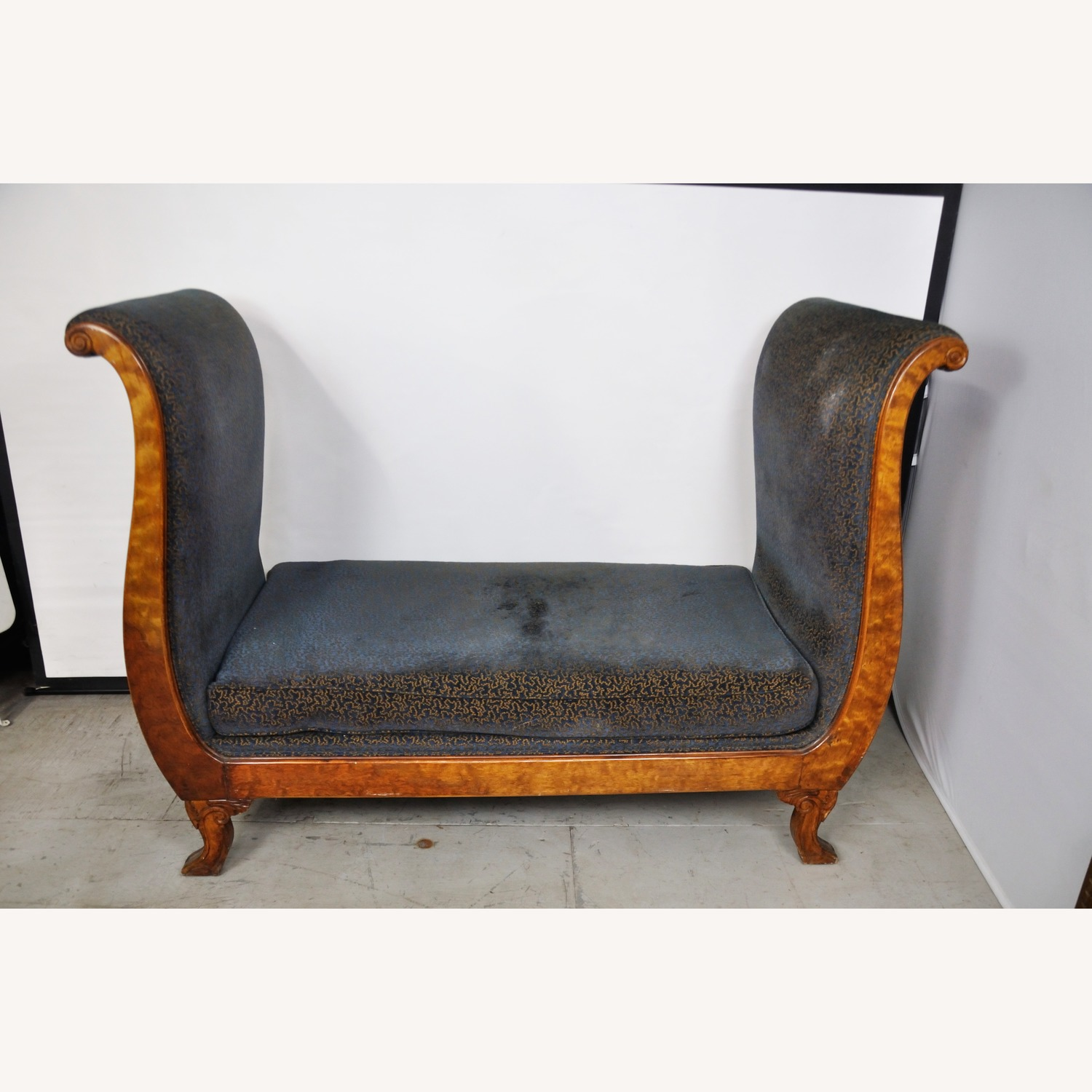 Vintage Victorian Style Sofa - image-6