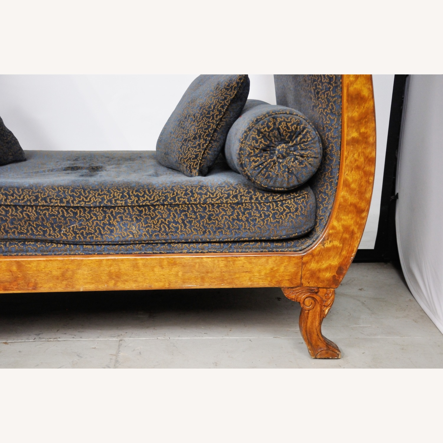 Vintage Victorian Style Sofa - image-3