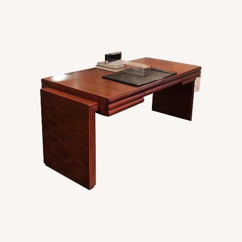 Used Ralph Lauren Mahogany Desk for sale on AptDeco