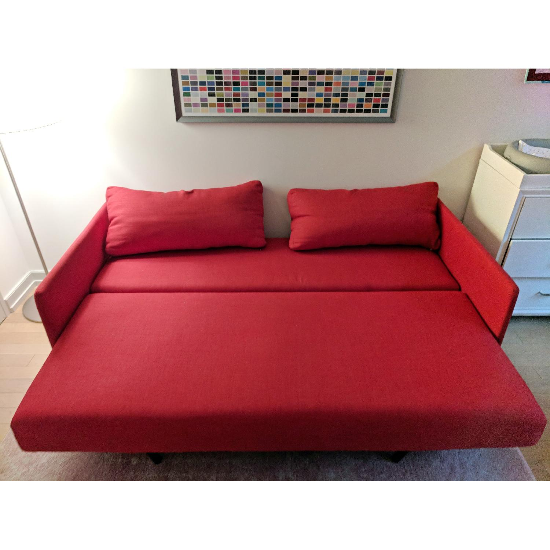 CB2 Tandom Sleeper Sofa - image-1