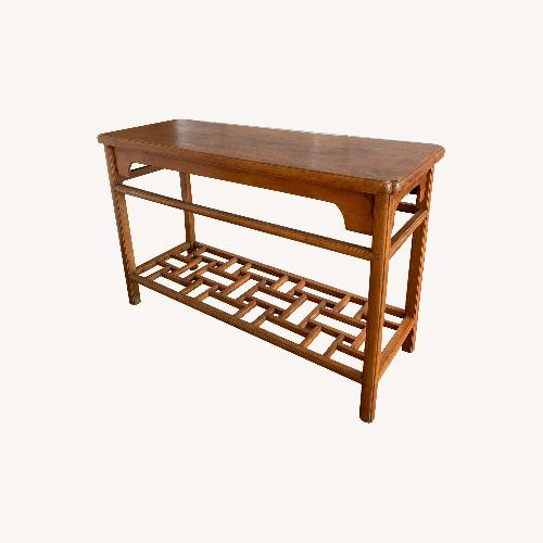 Used Antique Chinese Console/Sofa Table for sale on AptDeco