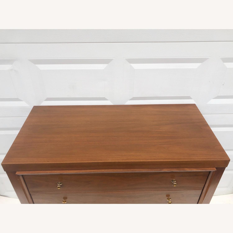Kent Coffey Mid-Century Highboy Dresser - image-15